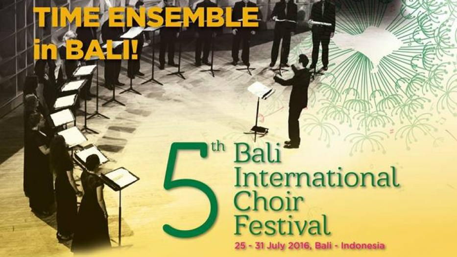 Time Ensemble Bali International Choir Festival